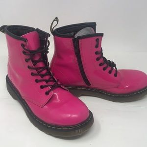 Dr Marten Delaney EU36/USL5 hot pink boot